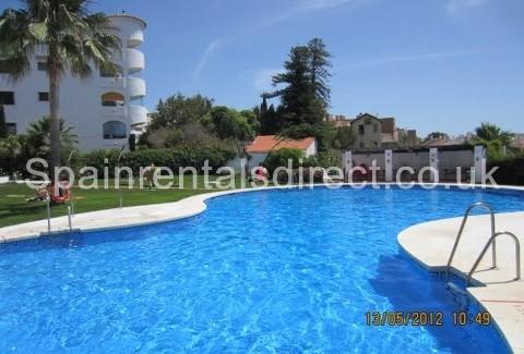 Rent apartments in benalmadena spain benalmadena costa pueblo el jardin - El jardin del sol ...