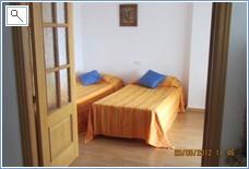 Twin Bedroom -