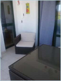 Twin Bedroom - Doors to terrace