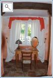 Dressing area in Master Suite