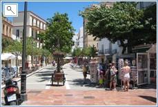 Estapona town