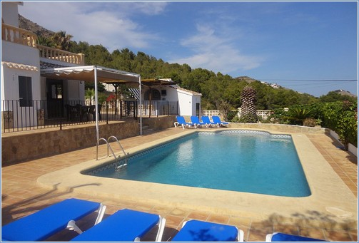 Javea Rental Villas