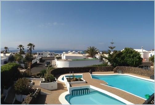 Playa Blanca Villa Rental