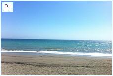 Beach in Puerto de la Duquesa