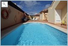 Rental Villa Corralejo