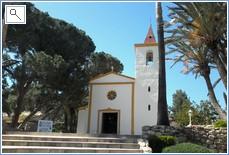 The church at Rebate. 30 minute drive.