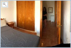 First floor double bedroom which opens onto balcony