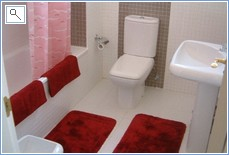 ANDALUCIAN FULL BATHROOM