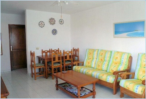 Relax in the homely Lounge and Dining Area