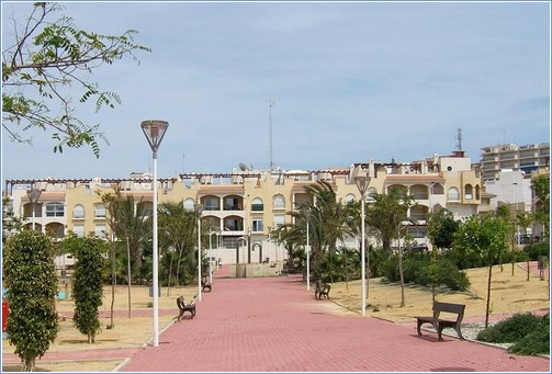 Mazarron Apartment Rentals
