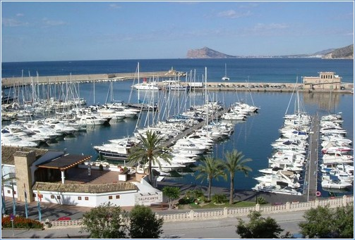 Rent Calpe Apartment
