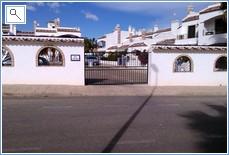 Communal security electric gates