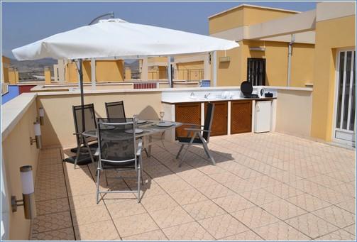 Rent Puerto de Mazarron Apartment