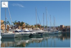 Puerto de Mazarron Marina