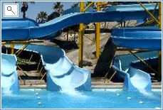 Parque Acuatico, Vera - Water park Just an hours drive away