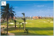 La Serena Golf Course A Short drive away