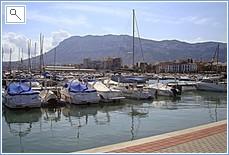 Denia Port