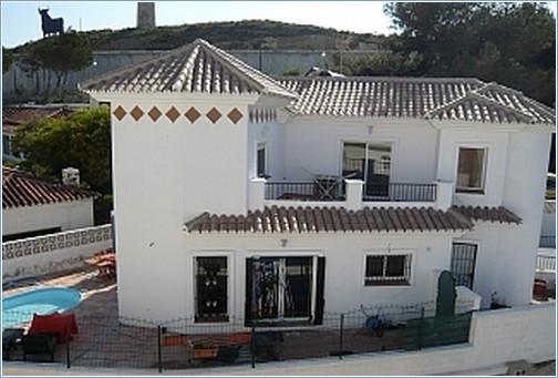 Rent Fuengirola Villa