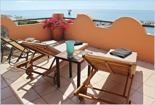 Marbella Penthouse Apartment Rental