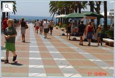 2 mins Walk to Balcon de Europa