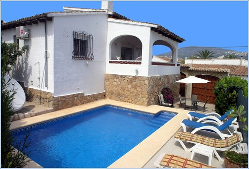 Moraira Villa Rentals