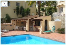 Rental Villa Moraira