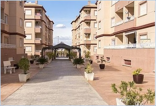 Rent Apartment Algorfa