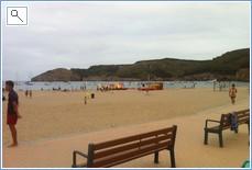 Montgo Bay beach