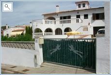 The Villa and its Distinctive gates