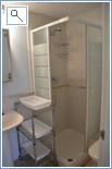 Shower Bathroom with Bidet & Toilet