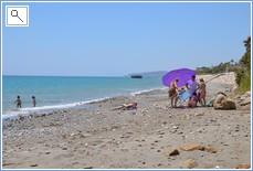 Nearest Beach (7 Minutes walk)