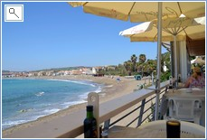 Casares Beach (3 Minutes drive)