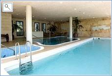 Costa Galera Country club indoor Pools