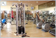 Costa Galera Country Club Gym, Day/ Weekly pass @ extra cost