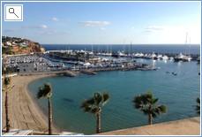 El Toro Beach & Port Adriano