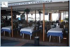 One of the Beach Bar Restaurants