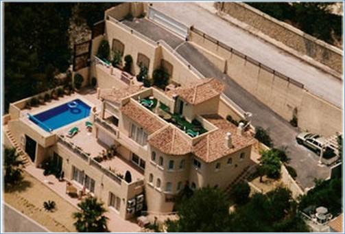 Rent Altea Villa