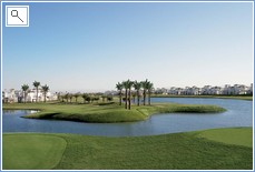 Jack Nicklaus La Torre Championship Golf Course. Stunning!