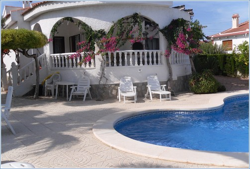 Quesada Villa Rental