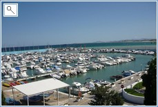 Bliss! Marina near by at Torrie Horadada, very nice place