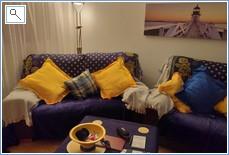 Apartment Winter look......