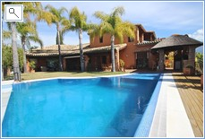 Marbella Rental Villa