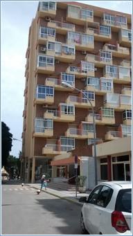 Aguila Apartments Entrance