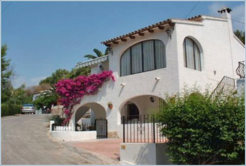Rent Apartments in Moraira