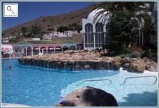 Communal Swimming Pool Area