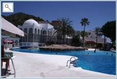 Apartments in Nerja