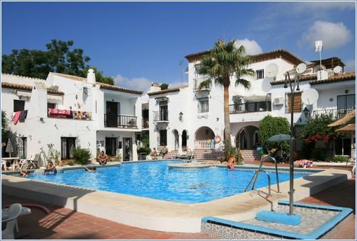 Pueblo Andaluz Pool - View 2