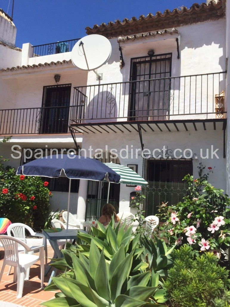 Nerja Accommodation Pueblo Andaluz