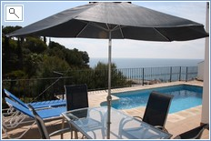Accommodation in Nerja