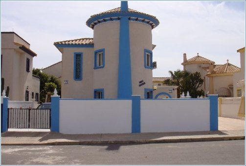 La Zenia Rental Villa